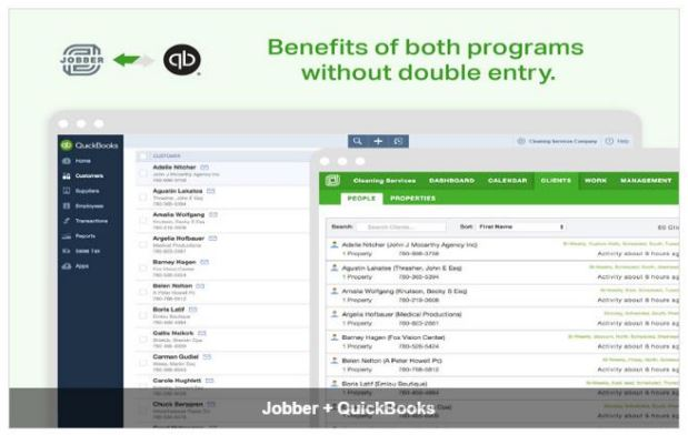 PoweredBookscom Accounting And Bookkeeping Services Powered - Jobber invoicing